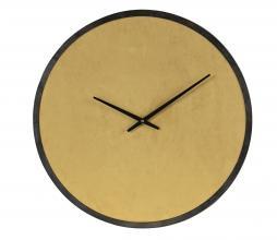Afbeelding van product: WOOOD Renske wandklok ø15cm velvet okergeel