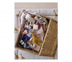 Afbeelding van product: Selected by Frimon speelkleed 77x100 cm katoen giraffe