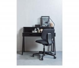 Afbeelding van product: WOOOD Connect bureau grenen zwart