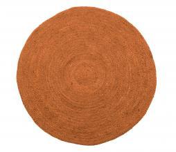 Afbeelding van product: WOOOD Ross vloerkleed Ø150 cm jute ombre