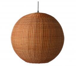 Afbeelding van product: HKliving Ball hanglamp 60 cm bamboe bruin