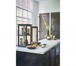 Afbeelding van product: HKliving 70's set van 4 schaaltjes keramiek multicolor