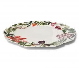 Afbeelding van product: Essenza Gallery bord div. afmetingen porselein off-white serveerbord (Ø34cm)