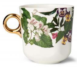 Afbeelding van product: Essenza Gallery grote mok porselein wit