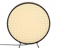 Zuiver Sien tafellamp rotan naturel