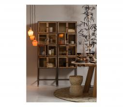 Afbeelding van product: BePureHome Ravel vloerkleed ø250cm honinggeel