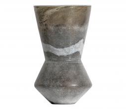 Afbeelding van product: BePureHome Silhouet vaas div. afmetingen glas multicolor 33xø20cm