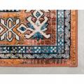 Thumbnail vanDutchbone Mahal vloerkleed blauw/rood 170x240 cm
