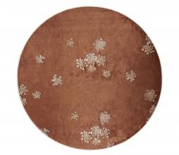 Afbeelding van product: Selected by Lauren vloerkleed div. afmetingen cinnamon Ø90 cm