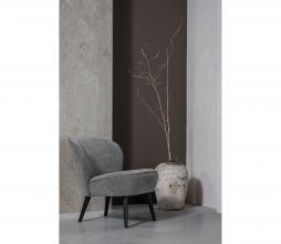 Afbeelding van product: Selected by Nena fauteuil velvet donkergrijs