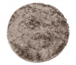 Afbeelding van product: BePureHome Praline vloerkleed ø200 cm nougat