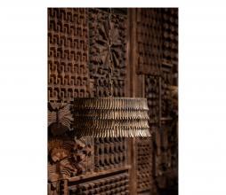Afbeelding van product: BePureHome Hawaii hanglamp metaal antique brass