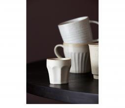 Afbeelding van product: House Doctor Berica espresso mok aardewerk beige