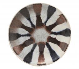 Afbeelding van product: Housedoctor Organi bord ø16 cm aardewerk multi