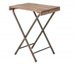Afbeelding van product: Selected by Hava sidetable gerecycled hout bruin