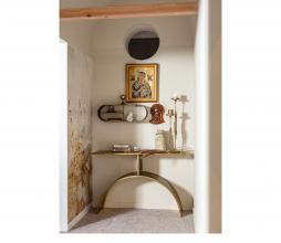 Afbeelding van product: BePureHome Luminary kandelaar div. afmetingen metaal antique brass 52 cm