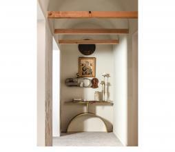 Afbeelding van product: BePureHome Altar sidetable metaal antique brass