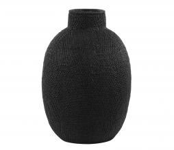 Afbeelding van product: Selected by Mashaba vaas Ø 40cm zwart