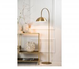Afbeelding van product: Selected by Jupiter vloerlamp metaal antiek brons