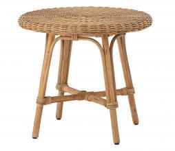 Afbeelding van product: Selected by Anja tafel Ø53 cm rotan naturel