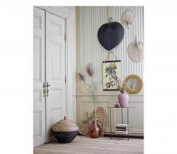 Afbeelding van product: Selected by Palm wanddecoratie set van 2 palmbladeren naturel