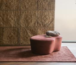 Afbeelding van product: BePureHome Trail vloerkleed 170x240 cm chestnut