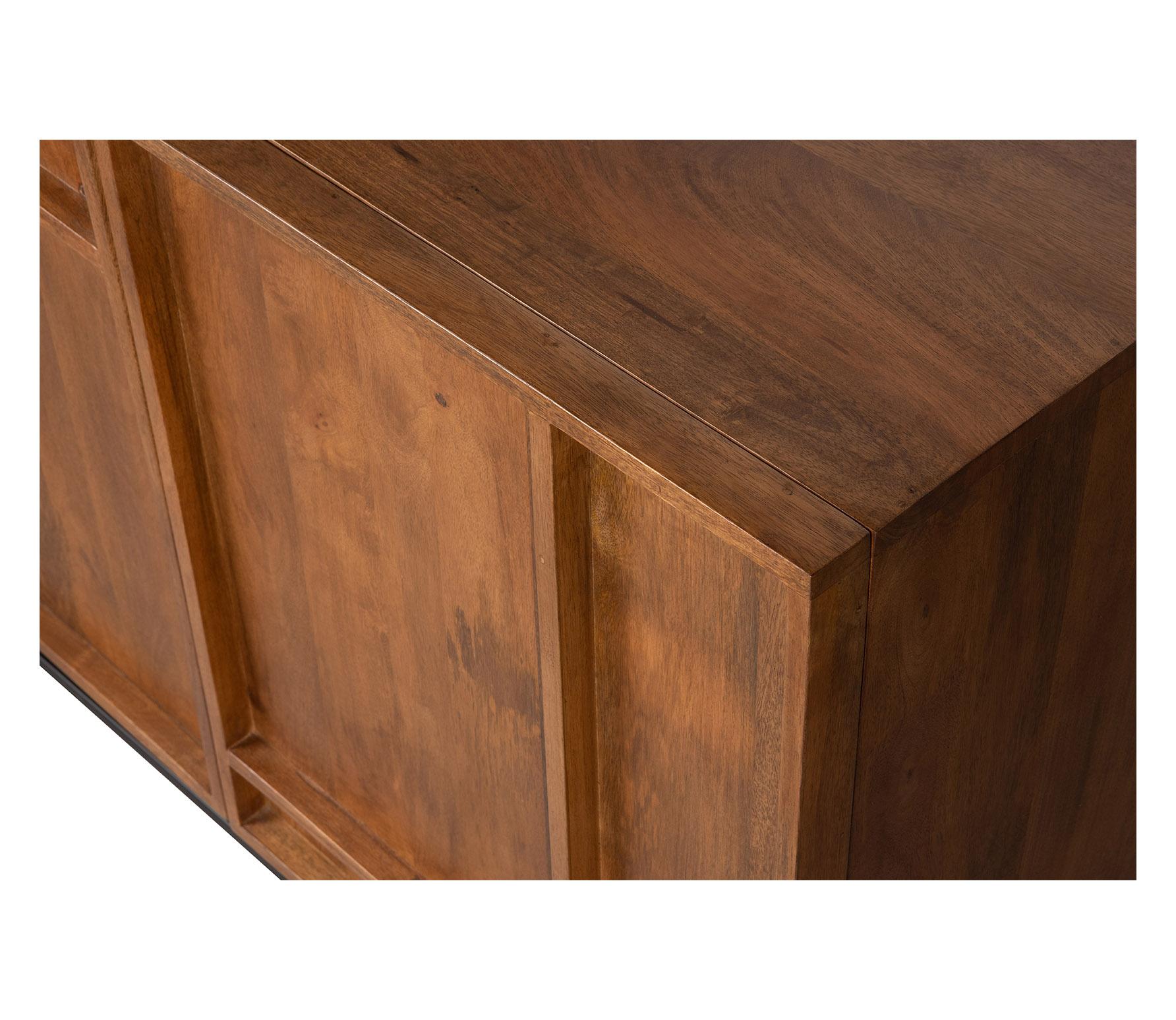 WOOOD Exclusive Forrest 2-deurs dressoir mangohout naturel