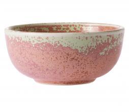 Afbeelding van product: HKliving Home chef schaaltje Ø11 cm porselein rustiek roze