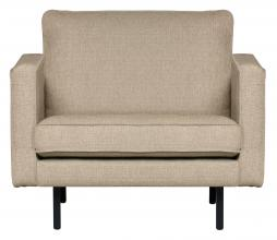 Afbeelding van product: BePureHome Rodeo Stretched fauteuil sahara