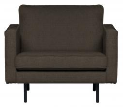 Afbeelding van product: BePureHome Rodeo Stretched fauteuil warmgrijs-bruin