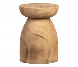 Afbeelding van product: WOOOD Bink kruk Ø28cm hout naturel