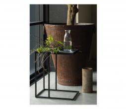 Afbeelding van product: WOOOD Febe U-vormige bijzettafel metaal zwart