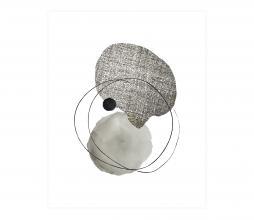 Afbeelding van product: WOOOD Exclusive Dot & Structure poster div. afmetingen papier 40x50 cm