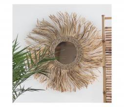 Afbeelding van product: Selected by Mojito spiegel div. afmetingen zeegras M - Ø63 cm