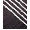 Thumbnail van House Doctor Yarn kussenhoes 50x50 cm katoen bruin/wit