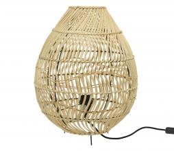 Afbeelding van product: Selected by Rattan vloerlamp Ø35 cm rotan naturel