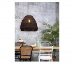 Afbeelding van product: Selected by Iguazu hanglamp Ø60 cm jute zwart