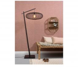 Afbeelding van product: Selected by Cango vloerlamp bamboe zwart