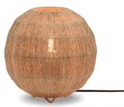 Afbeelding van product: Selected by Iguazu bol tafellamp div. afmetingen jute naturel S - H38x Ø27cm