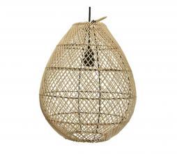 Afbeelding van product: Selected by Yura hanglamp Ø35 cm rotan naturel