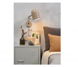 Afbeelding van product: Selected by Marseille wandlamp metaal zand