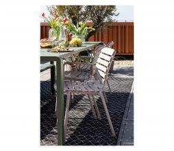 Afbeelding van product: Zuiver Vondel tuinstoel (binnen-buiten) aluminium klei