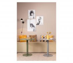 Afbeelding van product: Zuiver Metsu bistro tafel (binnen-buiten) Ø70 cm metaal lichtgrijs
