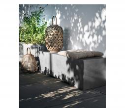 Afbeelding van product: Housedoctor Ceme bankje (binnen-buiten) beton grijs