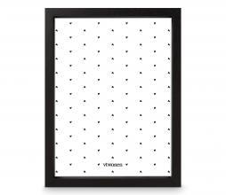 Afbeelding van product: vtwonen fotolijst hout zwart div. afmetingen 25x19cm