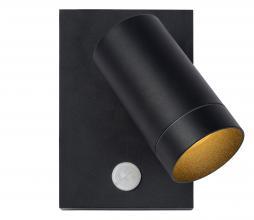 Afbeelding van product: Selected by Taylor wandspot buiten aluminium zwart