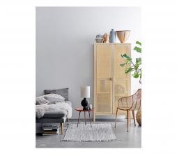 Afbeelding van product: Selected by Mariana opbergkast grenen/rotan blank