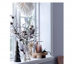 Afbeelding van product: Selected by Emalia vaas glas bruin
