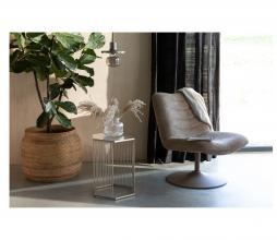 Afbeelding van product: Zuiver Bubba loungefauteuil velvet beige