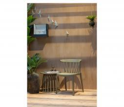 Afbeelding van product: WOOOD Bliss spijlenstoel (binnen-buiten) kunststof jungle